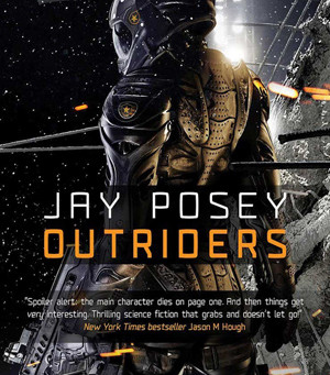 Review re-post: 'Outriders' by Jay Posey