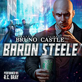'Baron Steele' by Rhett C. Bruno & Jaime Castle