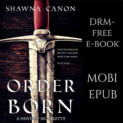 Order-born e-book