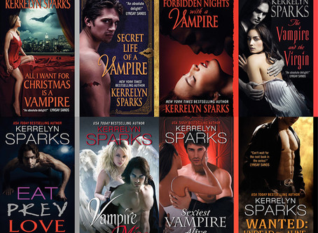 The 'Love at Stake' series by Kerrelyn Sparks