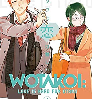 'Wotakoi: Love is Hard for Otaku' manga by Fujita