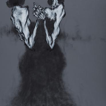 우리 한 사람(We, one person) , 130.3 x 97cm , Oil on canvas , 2019