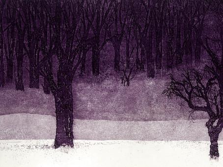 이우현 개인전 <Night in Violette>