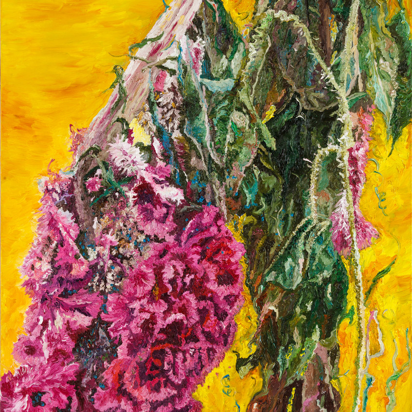 65.1x90.9cm,oil on canvas, 2017