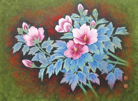 봄 기획전 <꽃밭에서>