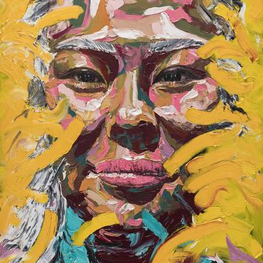 임남훈, 초극, 162x130cm, Oil on Canvas, 2018