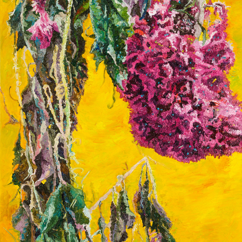 65.1x90.9cm, oil on canvas, 2017