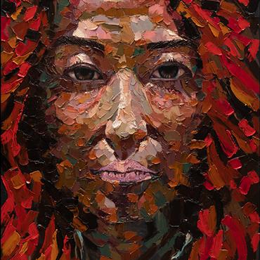 임남훈, 길, 162x130cm, Oil on Canvasm 2019