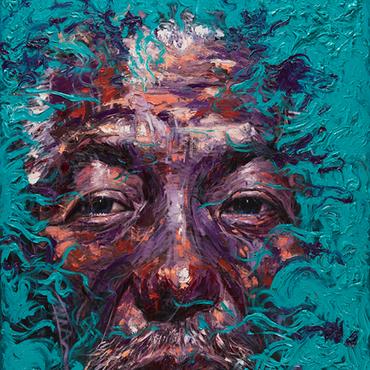 임남훈, 도전, 162x130cm, Oil on Canvasm 201