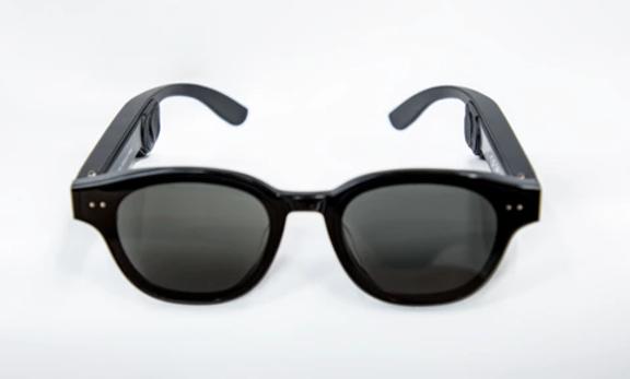Lemfo - Lunettes de soleil intelligente TAC polarisés UV400, sans-fil b