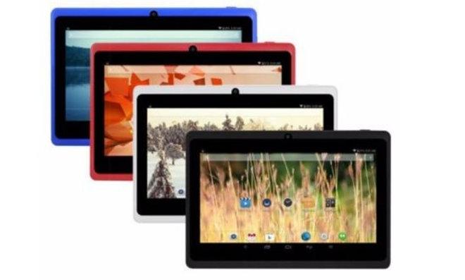 AllWinner A33 android 4.4 WiFi tablette enfant