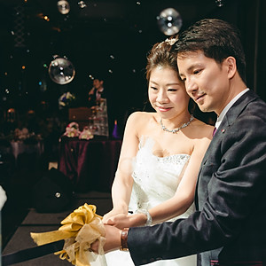 婚禮紀錄 高雄 漢來巨蛋婚宴會館