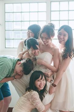 婚禮紀錄 彰化 自宅儀式