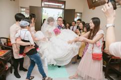 婚禮紀錄 嘉義 自宅儀式
