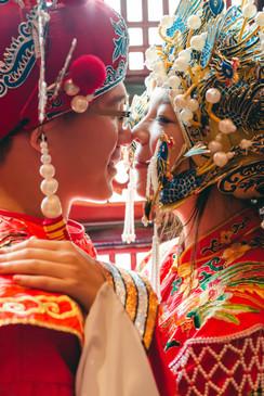 婚禮紀錄 高雄 福客來中餐廳