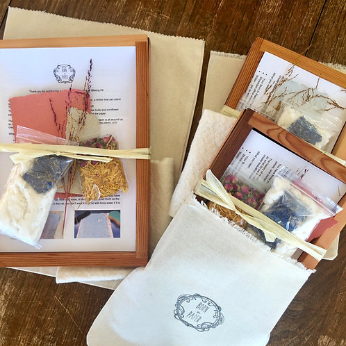Save with a bundle - A4, A5 kit and book binding thread Combo
