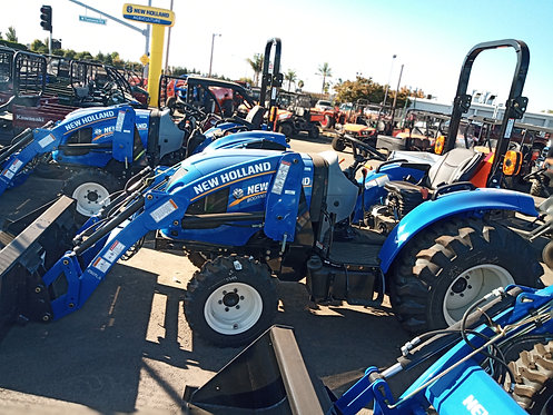 New Holland Compact Boomer 40