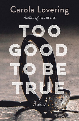 Too Good To Be True Hardcover