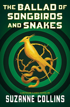 The Ballad Of Songbirds And Snakes Hardcover