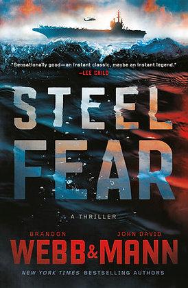 Steel Fear Hardcover
