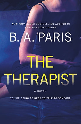 The Therapist Hardcover