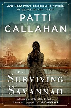 Surviving Savannah Hardcover