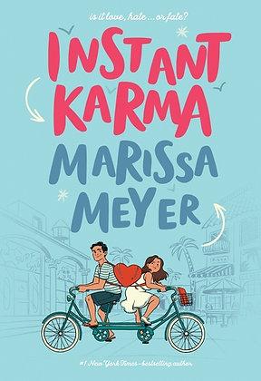 Instant Karma Hardcover