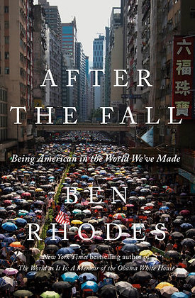 After The Fall Hardcover