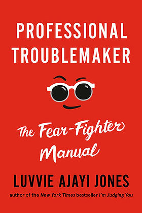 Professional Troublemaker Hardcover
