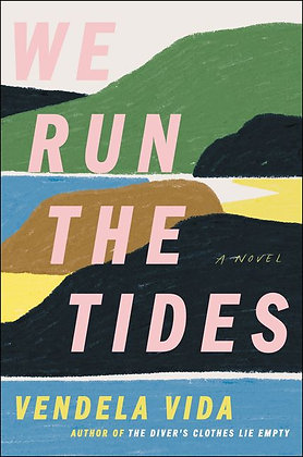 We Run The Tides Hardcover