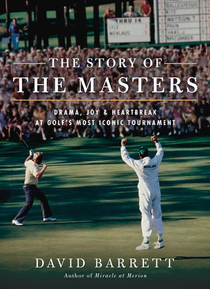 The Story Of The Masters Hardcover