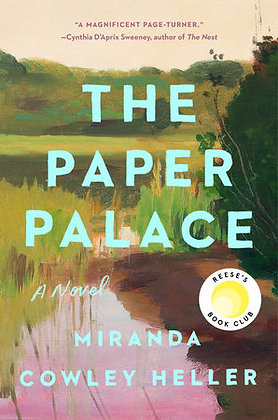 The Paper Palace Hardcover