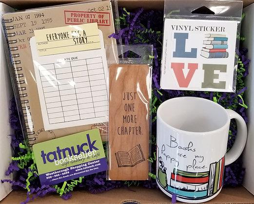 Book Lover Starter Kit