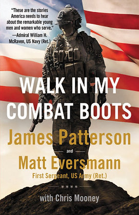 Walk In My Combat Boots Hardcover