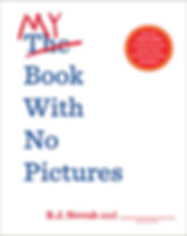 My Book With No Pictures B.J. Novak