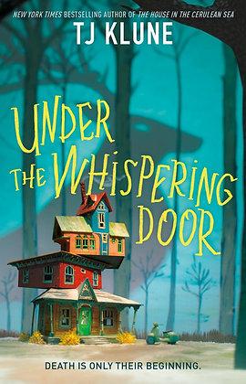 Under The Whispering Door Hardcover