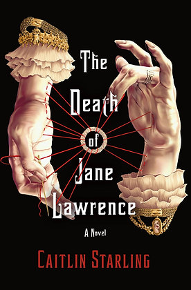The Death Of Jane Lawrence Hardcover