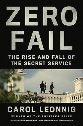 Zero Fail Hardcover