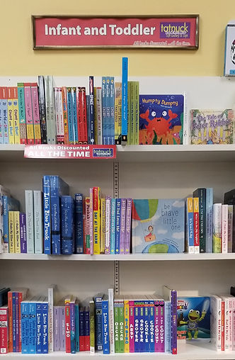 Infant And Toddler Books