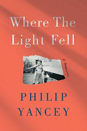 Where The Light Fell Hardcover