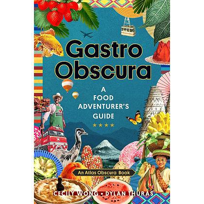 Gastro Obscura Hardcover