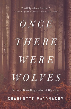 Once There Were Wolves Hardcover