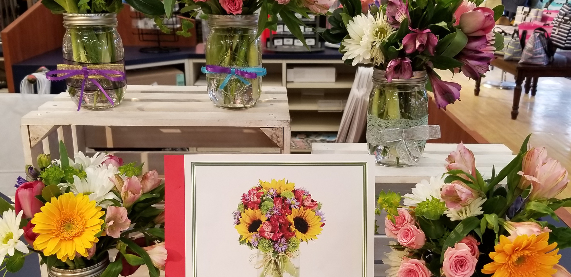 Fresh Florals Every Thursday