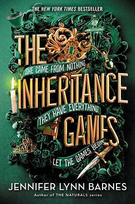 The Inheritance Games Hardcover