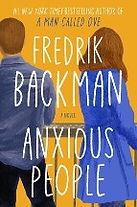Anxious People Fredrik Backman