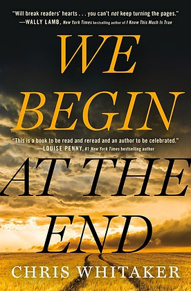 We Begin At The End Hardcover