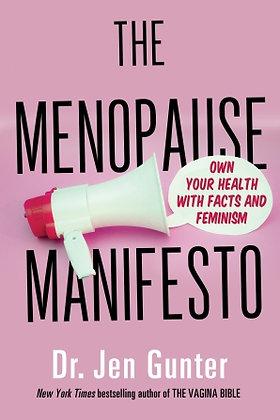 The Menopause Manifesto Paperback