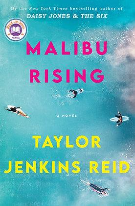 Malibu Rising Hardcover