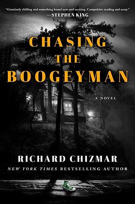 Chasing The Boogeyman Hardcover