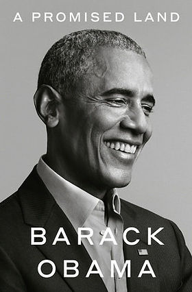 A Promised Land Barak Obama